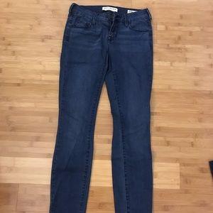 Pacsun/Bullhead Low Rise Skinny Jeans